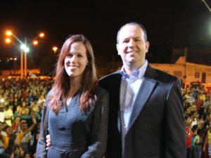 Rubens and Stefanie Cunha