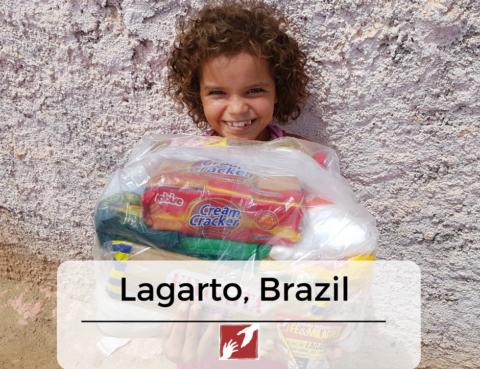 Lagarto, Brazil