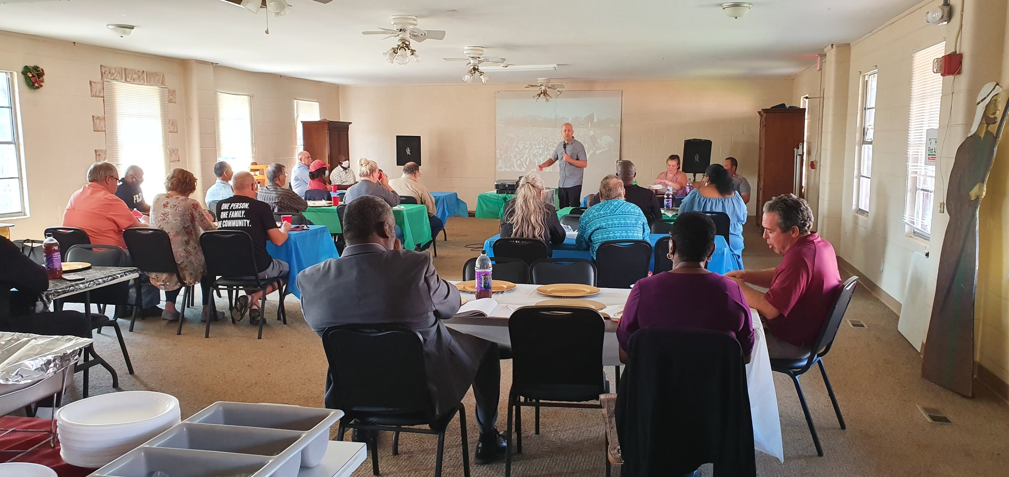 Training pastors in Tulsa