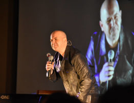 Rubens Cunha preaching